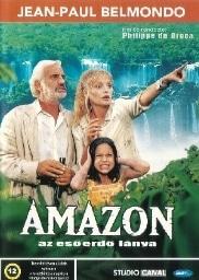 Amazon-Az esőerdő lánya film