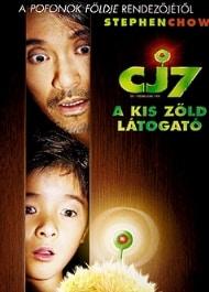 CJ7 – A kis zöld látogató film