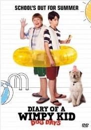 Egy ropi naplója- Kutya egy idő film