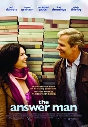 A mindenttudó film The Answer Man Arlen Faber