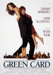 Zöld kártya film