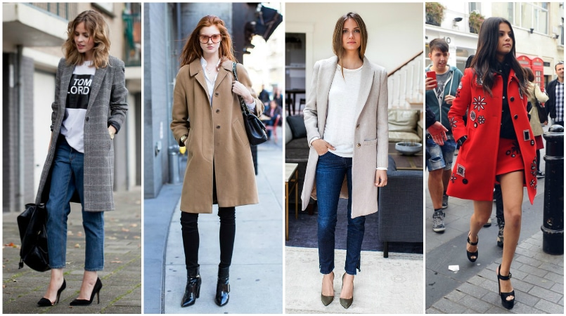 Manapság az autós kabát legnépszerűbb változata a térd fölött fejeződik be. A sziluettje továbbra is a legjobb tulajdonsága, mindenki számára kötelezővé téve, aki minimalistának tartja magát.