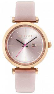 Ted Baker női Ava 36 mm-es rózsaarany tok rózsaszín óra