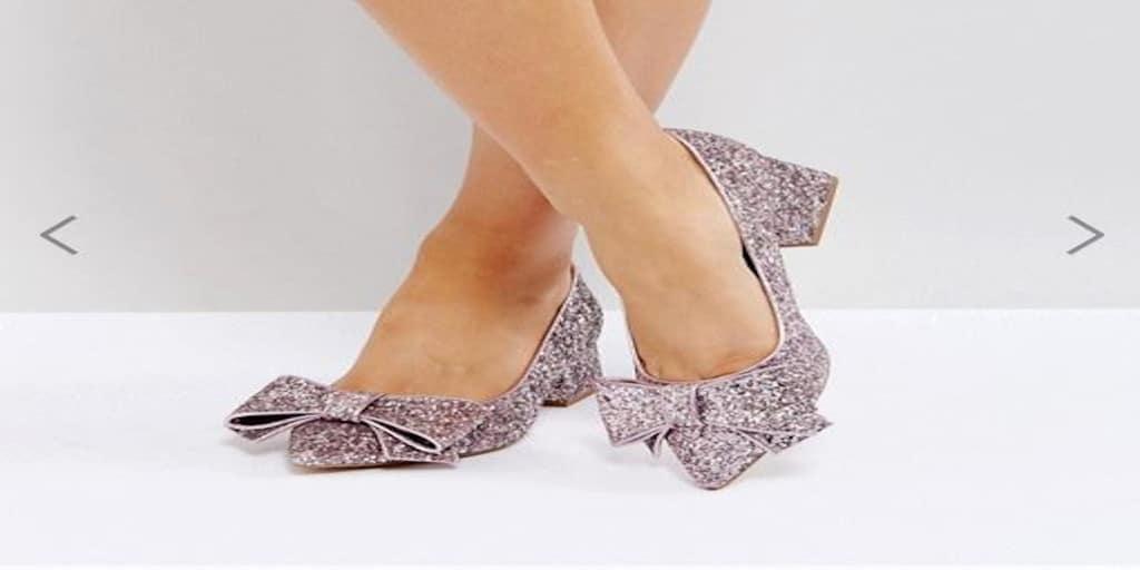 Női cipők Masnis női cipők
