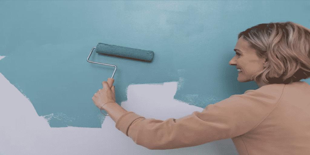 Hogy kell festeni teddy hengerrel?
