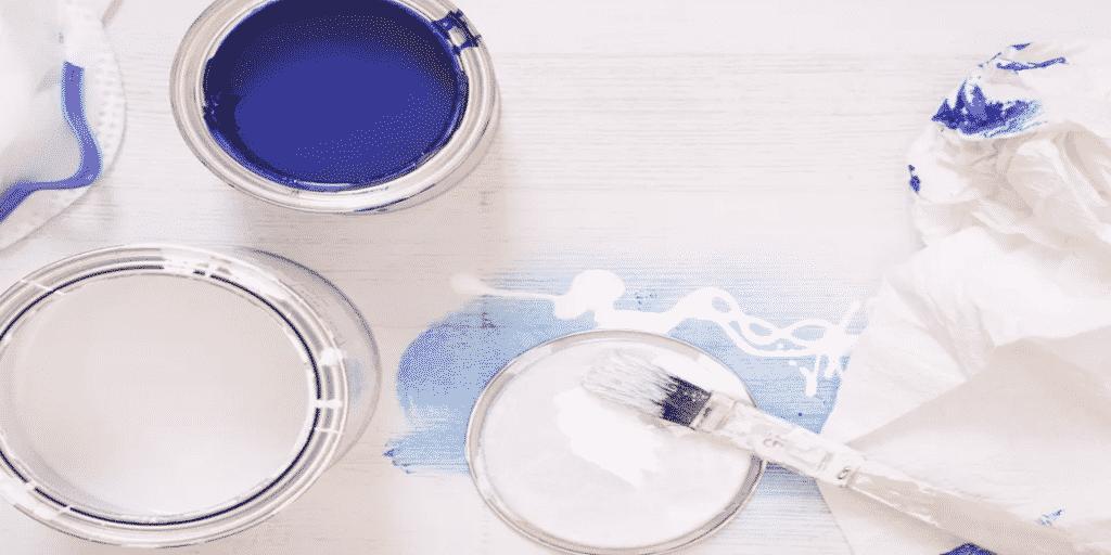 Illékony szerves vegyület a festékben