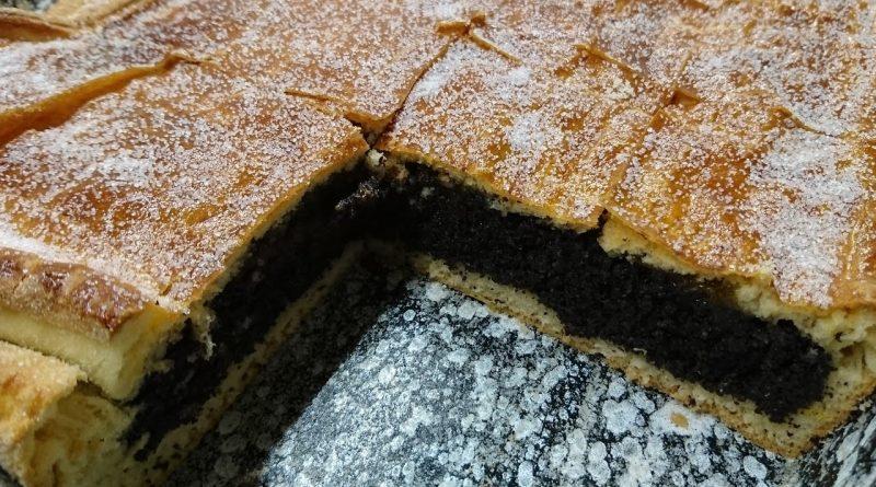 Mákos süti recept
