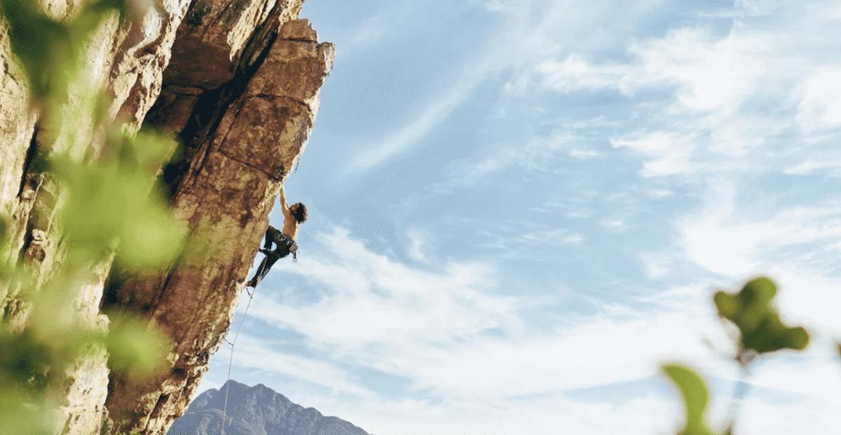 Hegymászás? Sziklamászás Hogyan lehet jobb a hegymászásban?