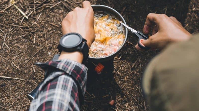 tabor főzés utmutató