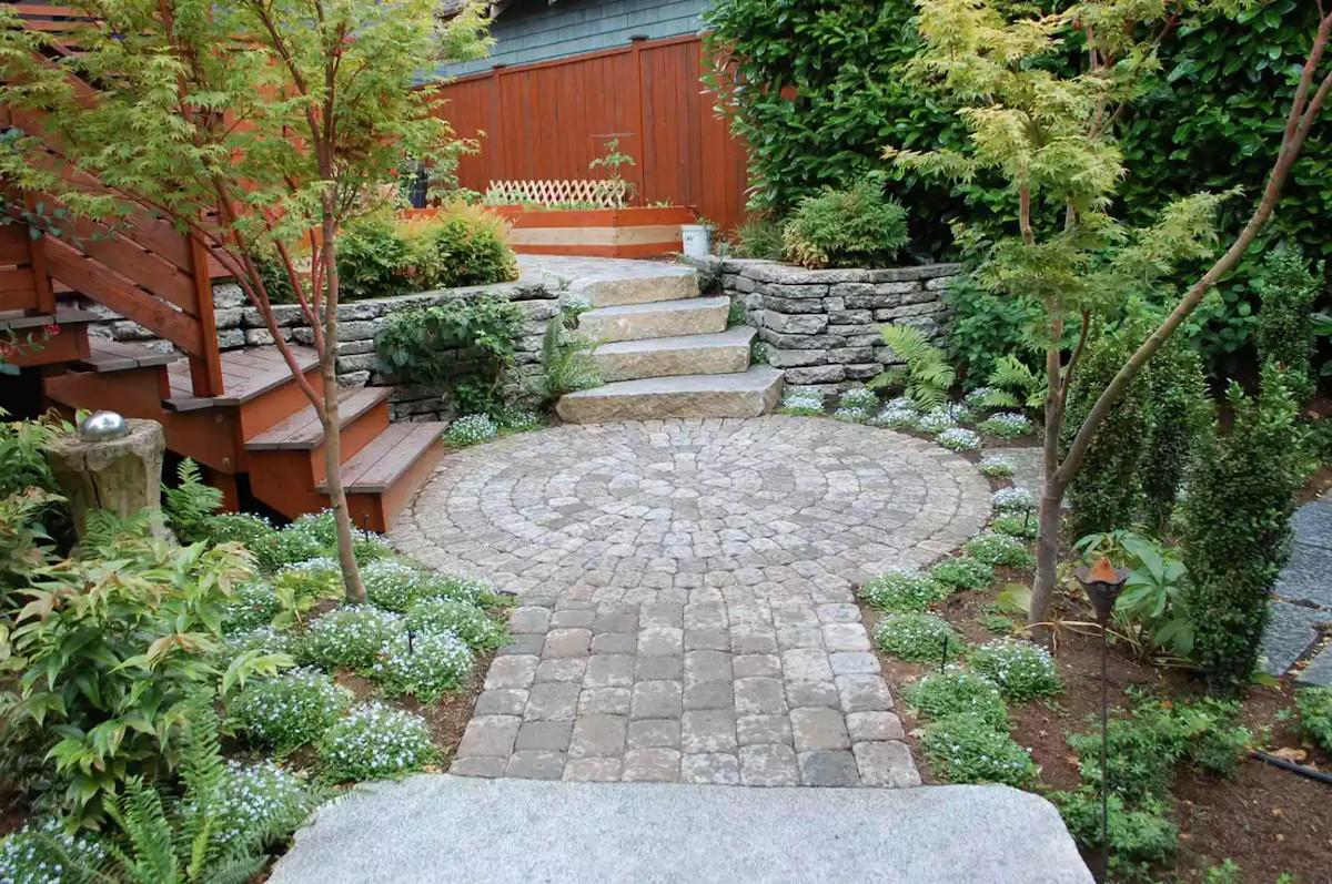 Burkolás - Seattle Zen Avalon északnyugati részén