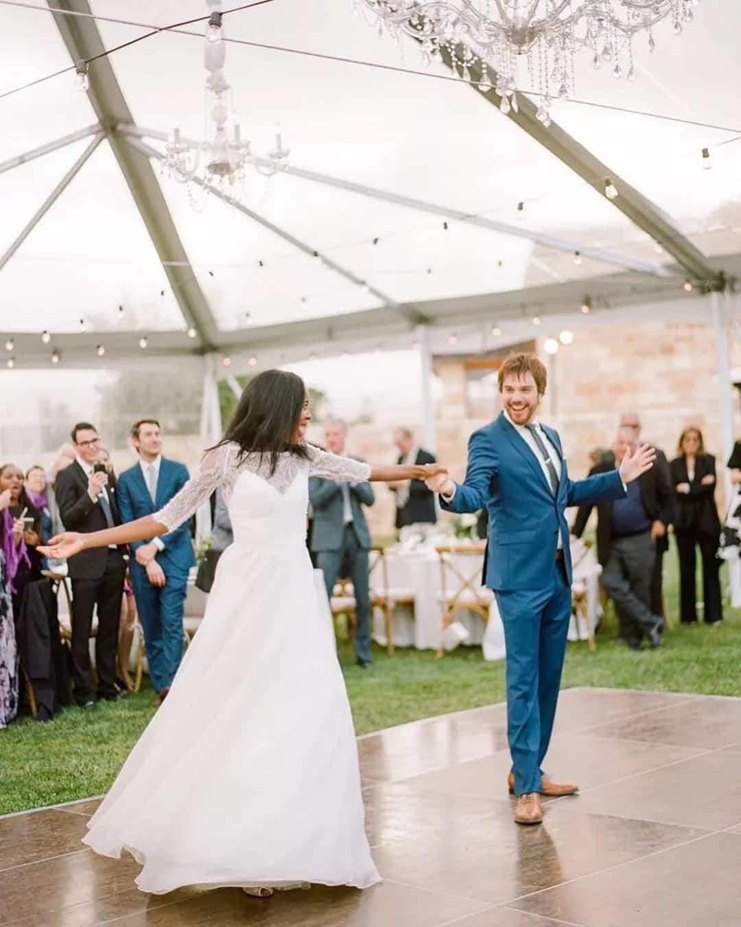 Esküvő szervezése -  Rebecca Yale