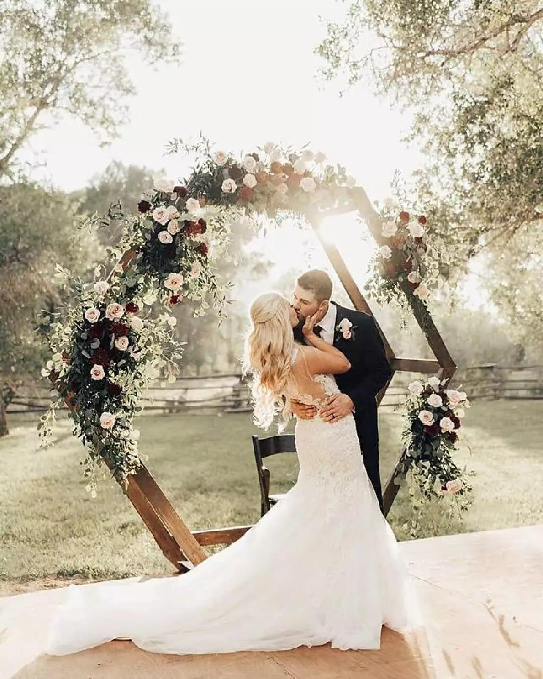 Esküvő szervezése - Style Me Pretty