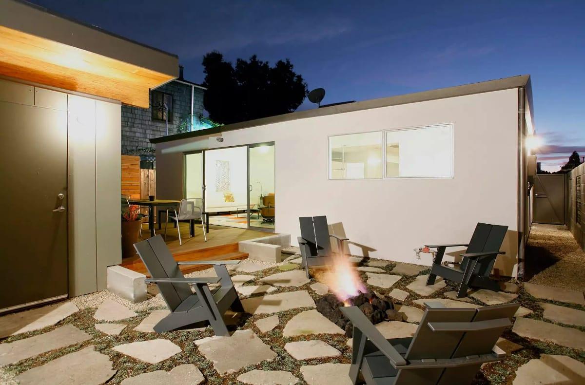 Flagstone Design kültéri tűzhely
