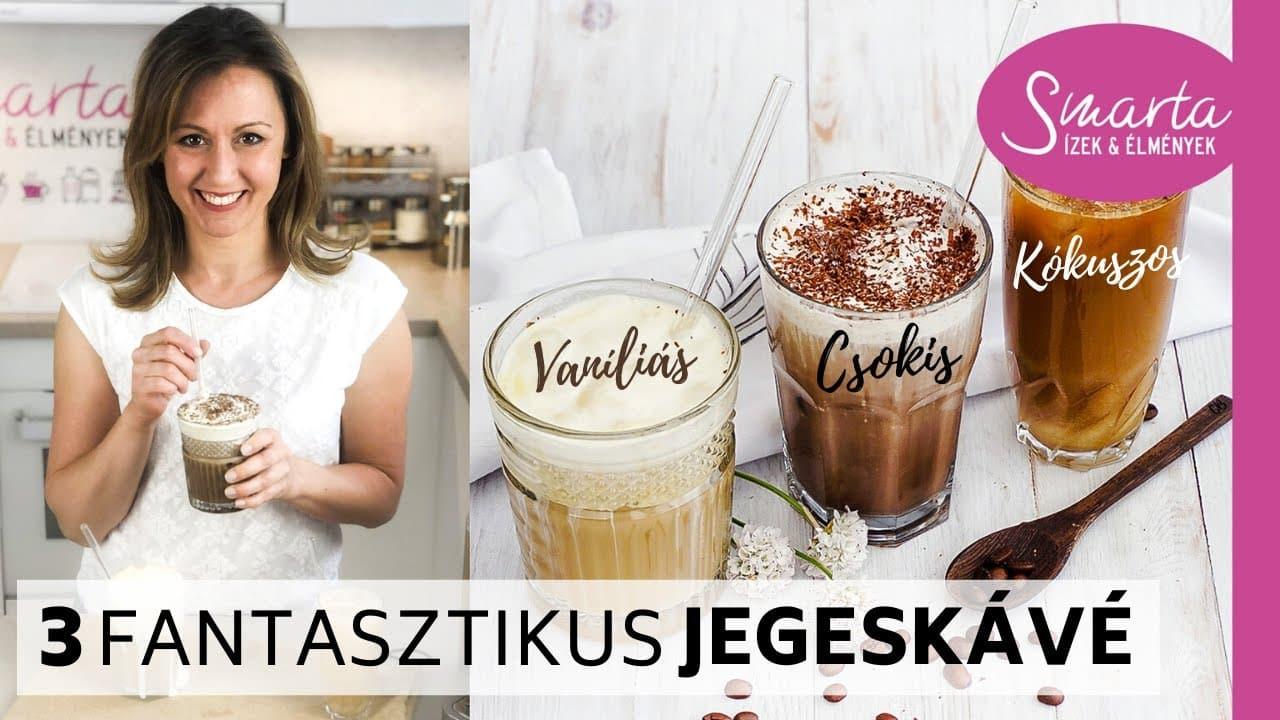 Ez a recept gyors, egyszerű, költségvetés-barát jeges kávé házilag, és íze olyan, mint az ínyenc kávézóknak, ha nem is jobb!