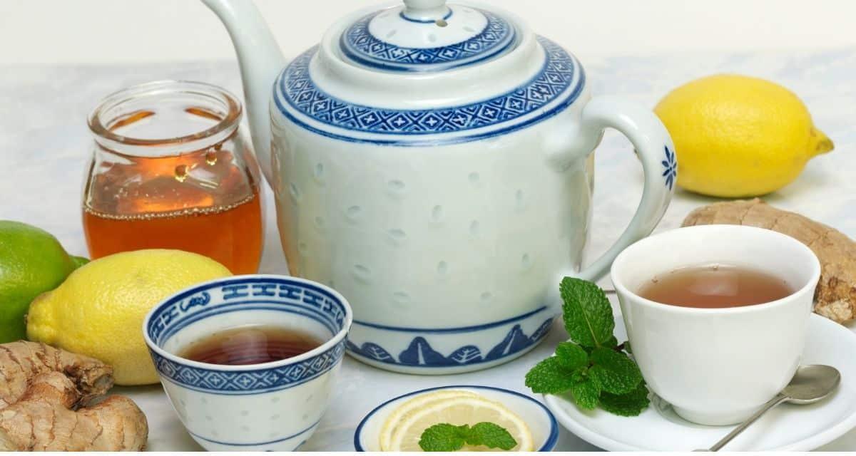 A fájdalomcsillapító gyömbér tea izületi gyulladásra receptje.