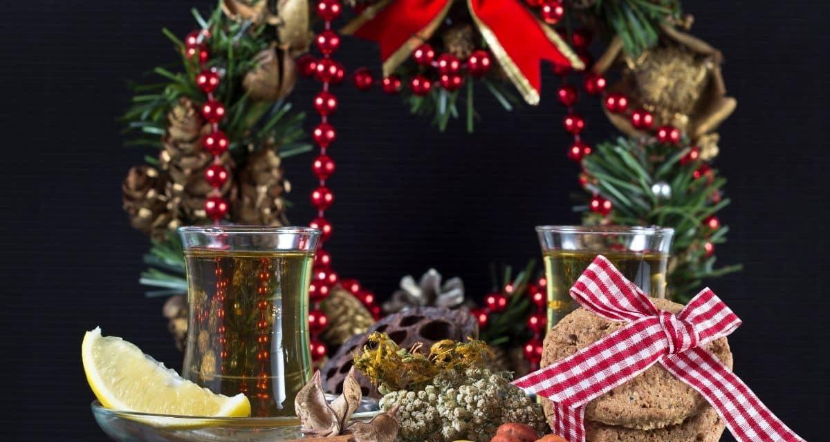 Karácsonyi tea és a legjobb karácsonyi teák.
