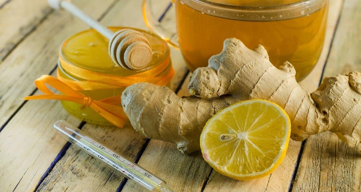 Küzdelem a tea felfázásra és az influenza tüneteivel az én könnyen elkészíthető tea gyógyszerrel.